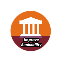 IMPROVE BANKABILITY