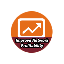 IMPROVE NETWORK PROFITABILITY