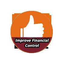 IMPROVE FINANCIAL CONTROL