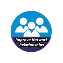 IMPROVE NETWORK RELATIONSHIPS