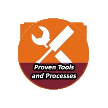 PROVEN TOOLS & PROCESS