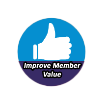 Improve Member Value