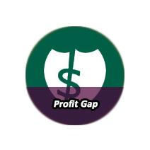 Profit Gap™