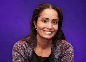 Laritza Lopez, Founder & CEO of Purple Group