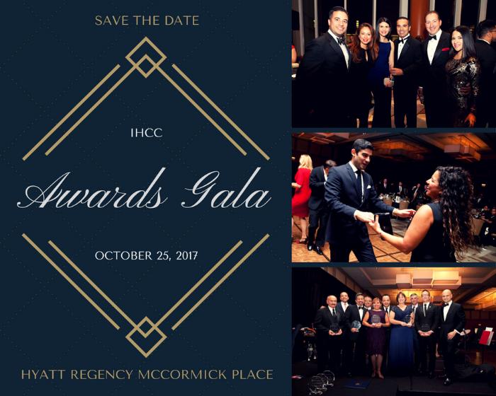 IHCC 2017 Awards Gala