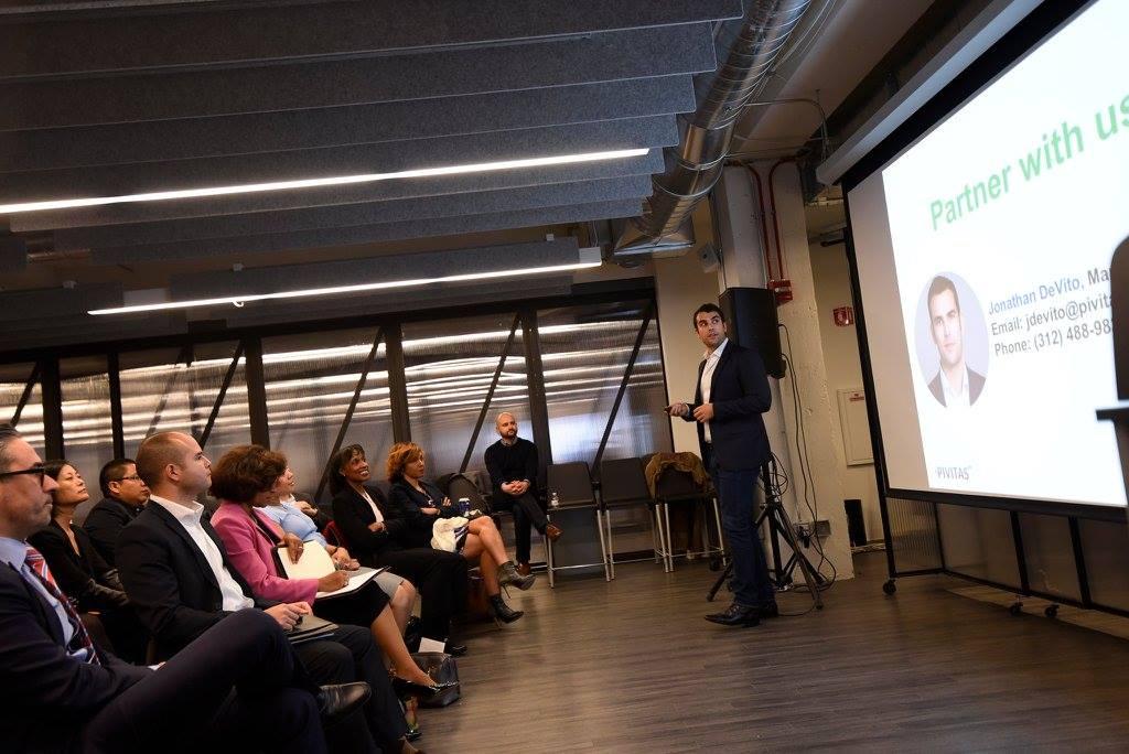 Jonathan DeVito at C4G Launchpad
