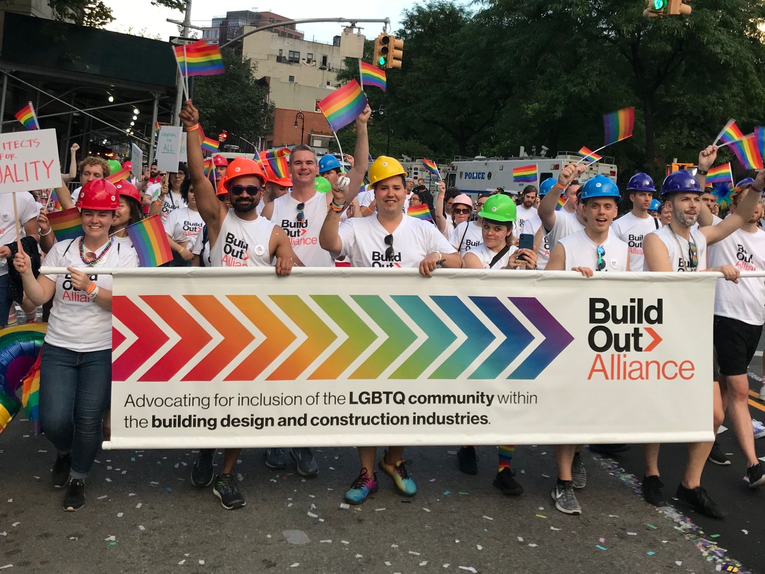 NYC Pride 2018 -