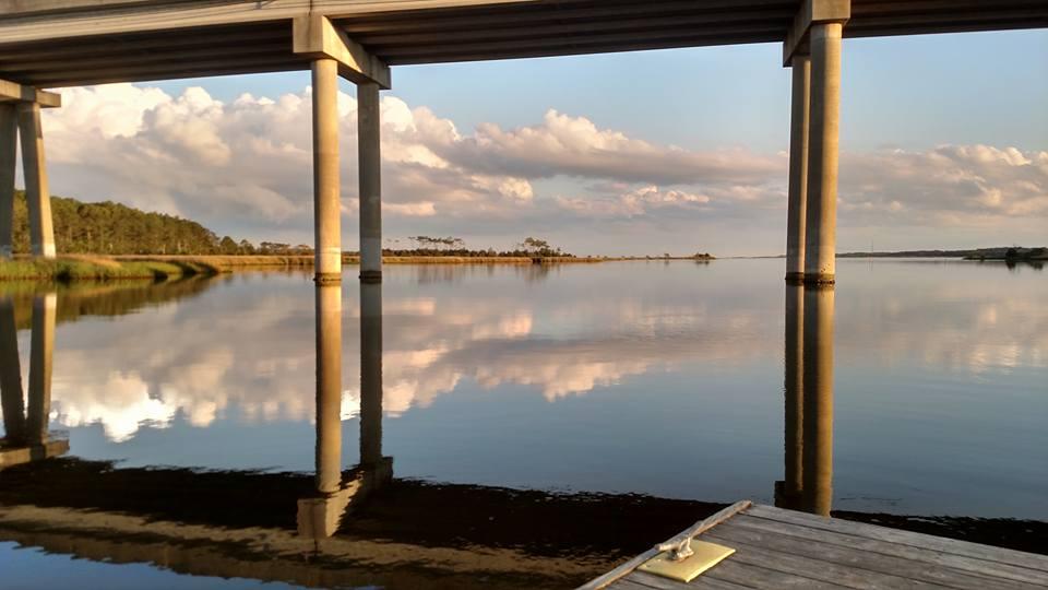 Salters Creek - Sea Level