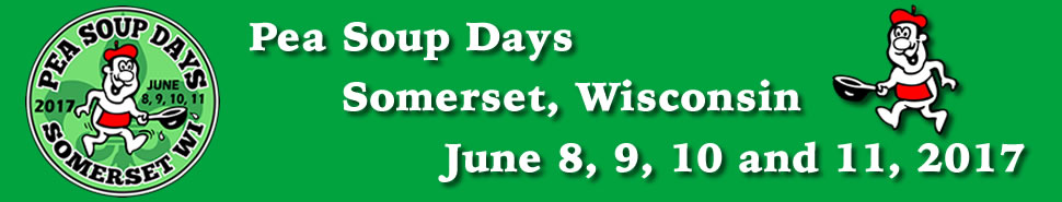 FOR DETAILS & SCHEDULE OF EVENTS VISIT WWW.PEASOUPDAYS.COM