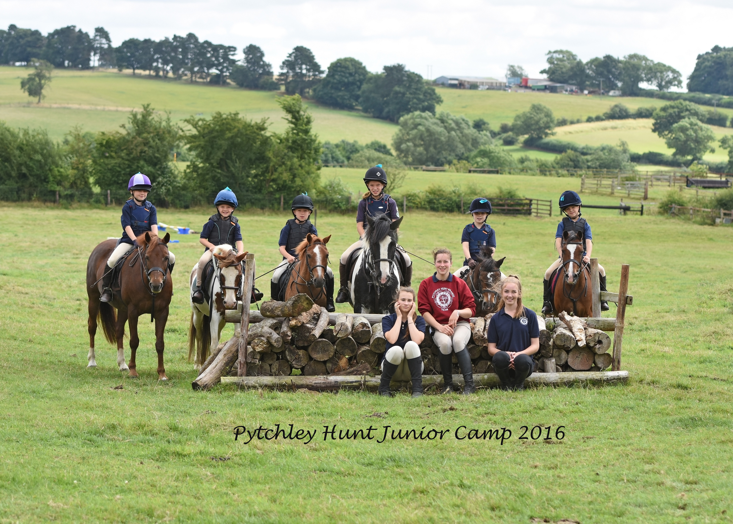 Pytchley Junior Camp 2016