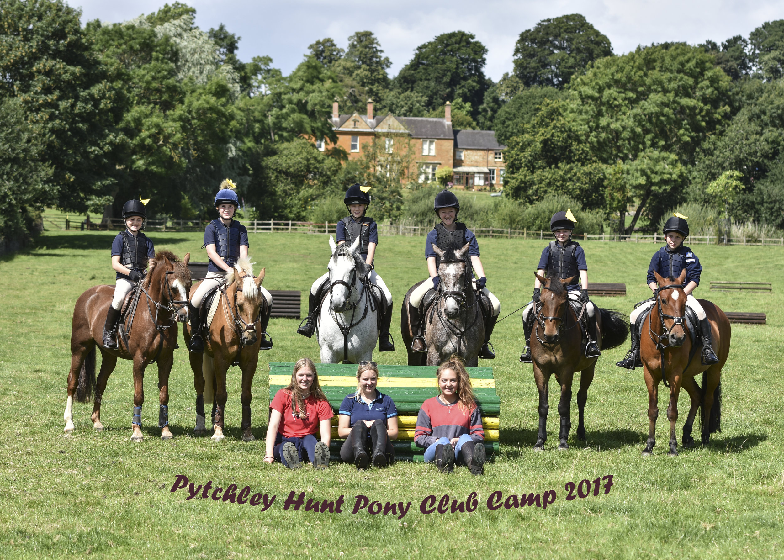 Pytchley Hunt Junior Camp 2017