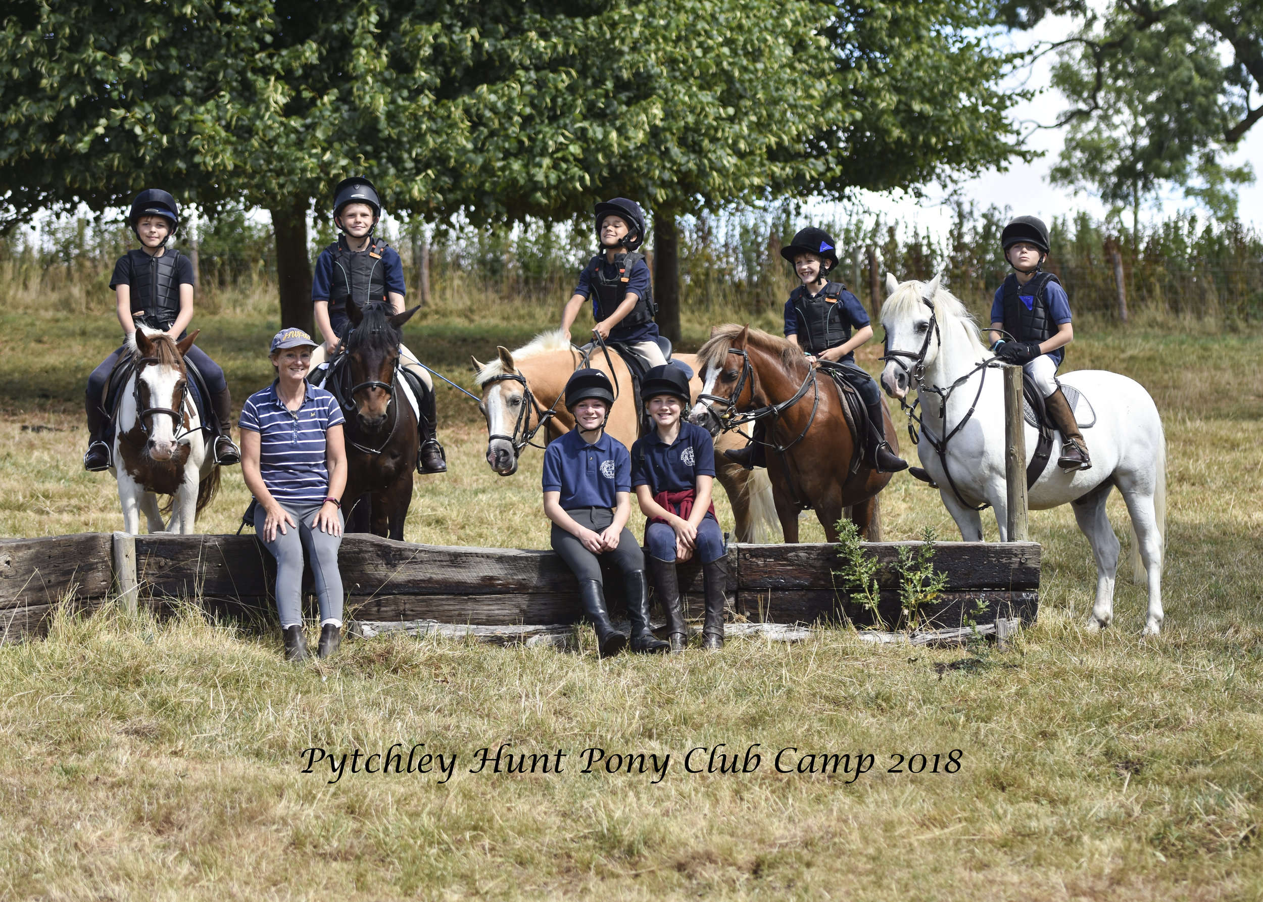 Pytchley Hunt Junior Camp 2018
