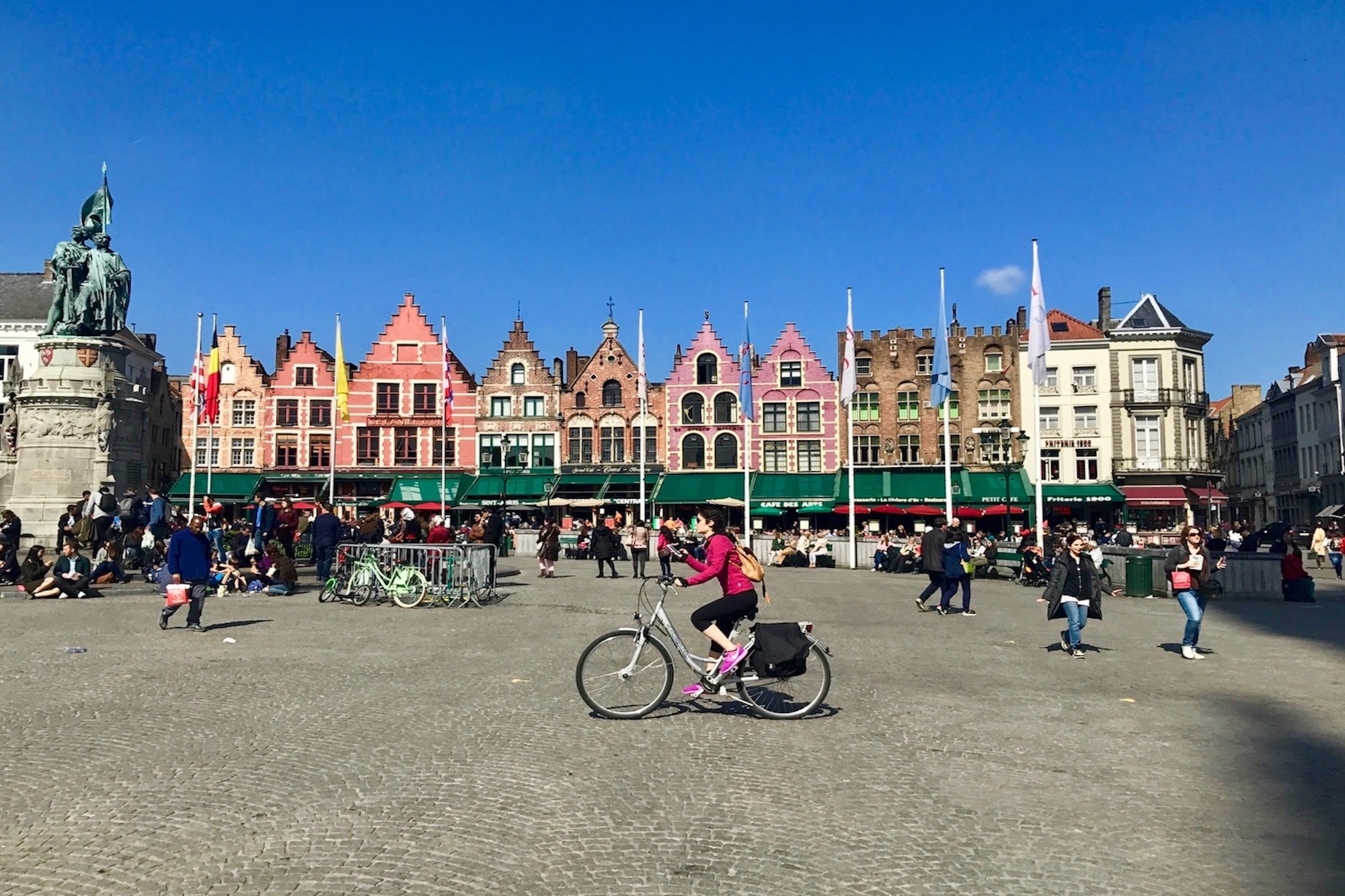 Top things to do in Bruges -