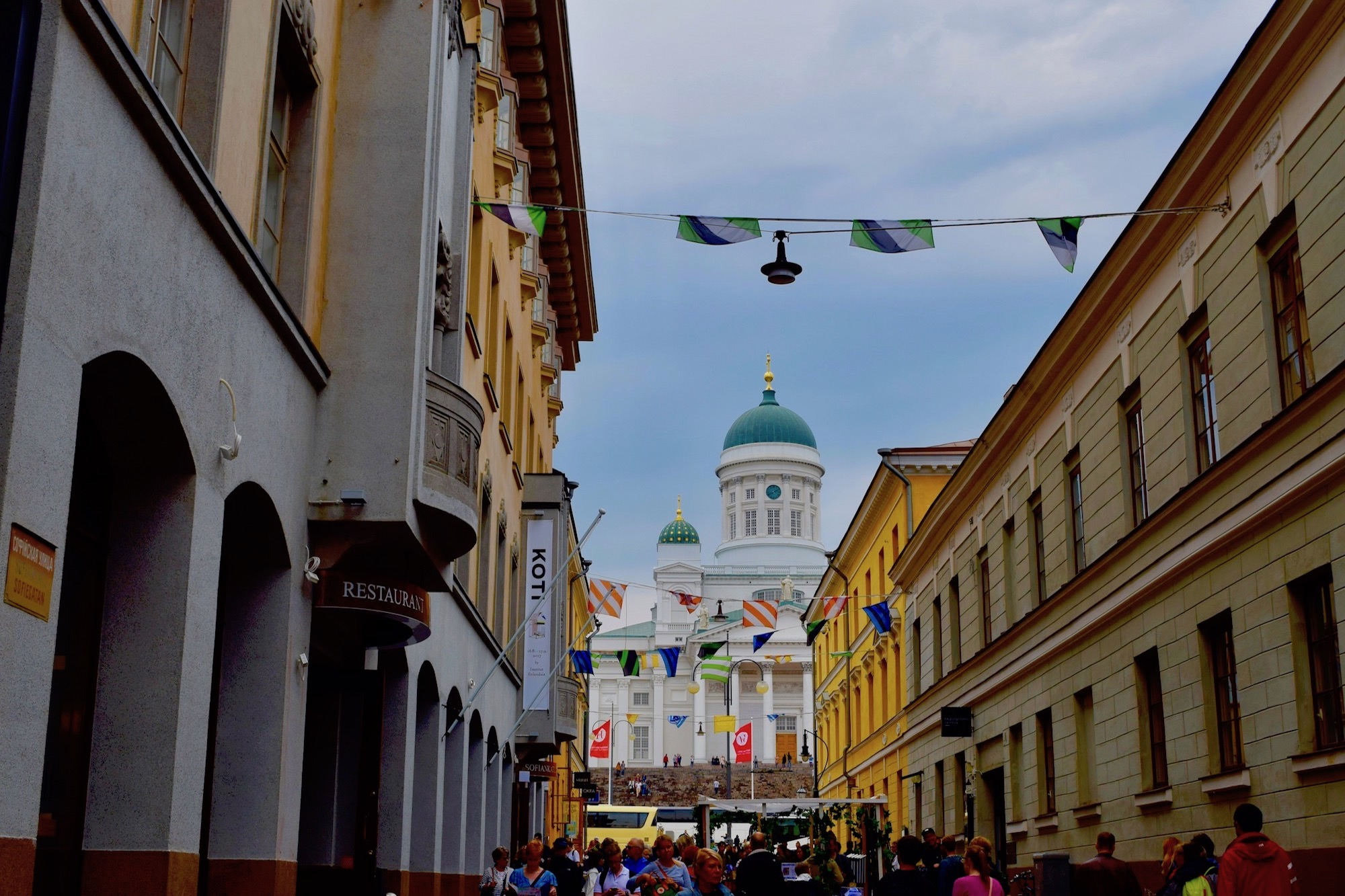Spending a weekend in Helsinki -