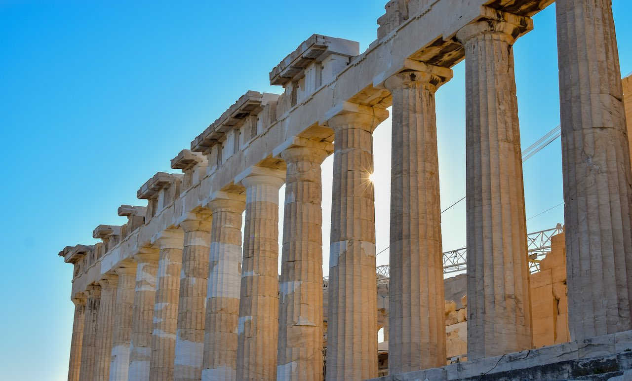 Two days in beautiful Athens -