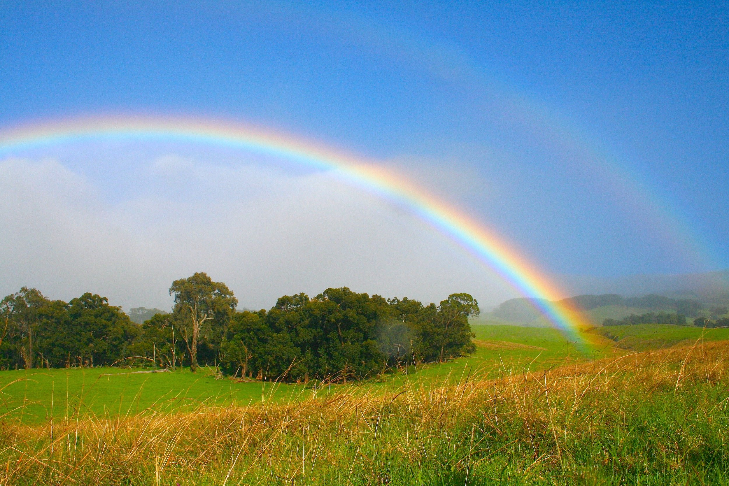 Rainbow over Hawaii — You have many aspects too just like the different colors and hues
