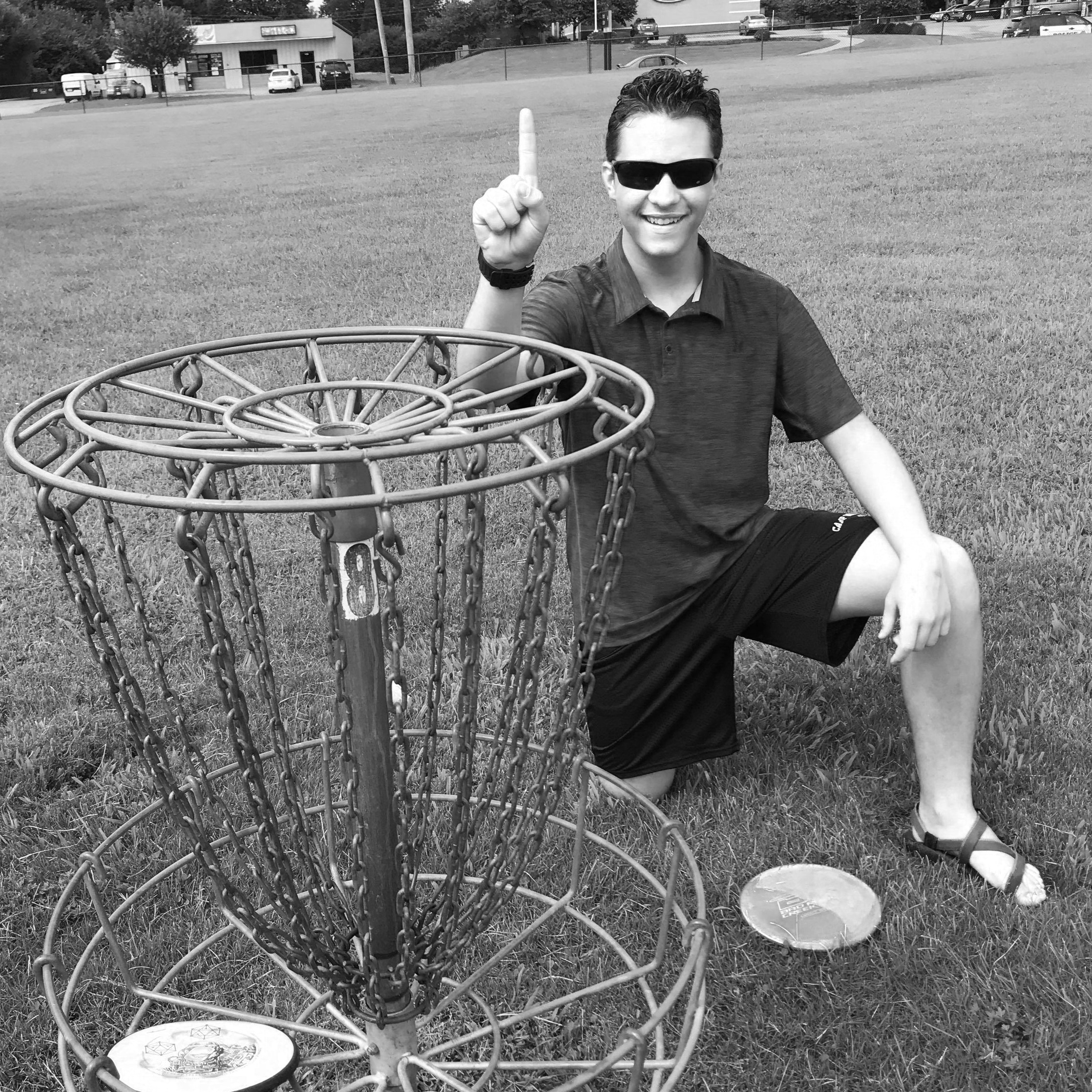 Dustin Keeler   Disc Golf  Disc Golf is one of the fastest growing sports in the USA right now and we are blessed to have some awesome courses right here within a 5-30 min range. It's just like playing real golf but with a Frisbee. This group will meet twice per month or more for spontaneous disc golf play and fellowship. There will lots of laughs and tons of fun!  Meeting Time: 2nd & 4th Sunday  Meeting Location: Siloam Springs, AR
