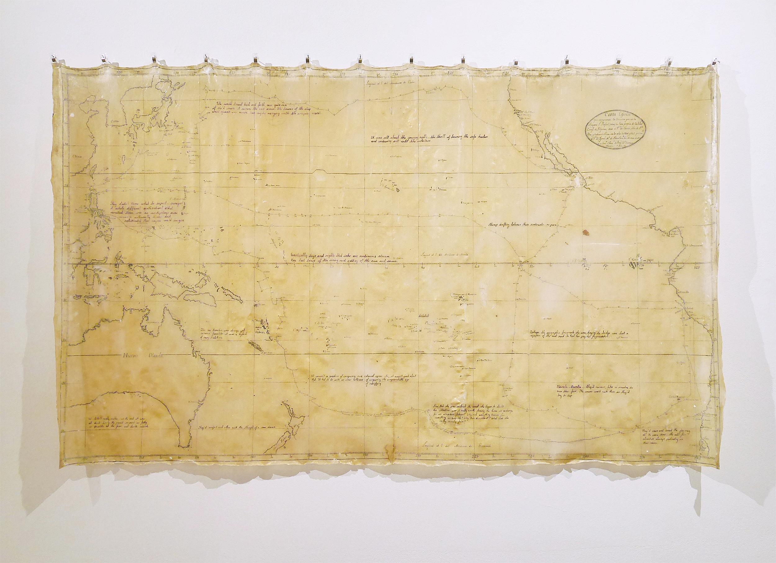 El Tornaviaje (The Return Voyage), 2017