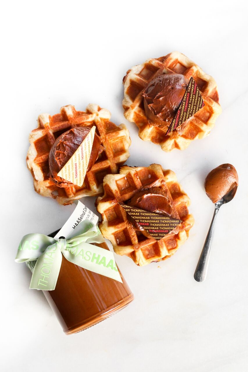 Café Medina TEAMS UP WITH Renouned chocolatier for international waffle day - MARCH 13, 2018Café Medina and Thomas Haas team up for a week from Monday, March 19-Sunday, March 25, to deliver the ultimate treat to celebrate International Waffle day. Café Medina will offer the local chocolatier's signature