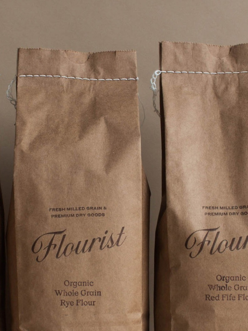 VANCOUVER ARTISAN FLOUR MILLER FORMERLY KNOWN AS GRAIN REBRANDS AS 'FLOURIST', LAUNCHES NEW BAKERY, MILL AND CAFE - February 19, 2018The Vancouver-based, artisan flour miller and farmer-direct dry goods supplier formerly known as GRAIN has rebranded as Flourist and will open a 2,800-sq.-ft. bakery and cafe at 3433 Commercial St. in East Vancouver later this spring.The new bakery and cafe will feature fresh flour stone-milled on site, sourdough bread baked daily, coffee and baked goods, an all-day approachable food program and a retail market offering tools and ingredients for home baking and cooking adventures.