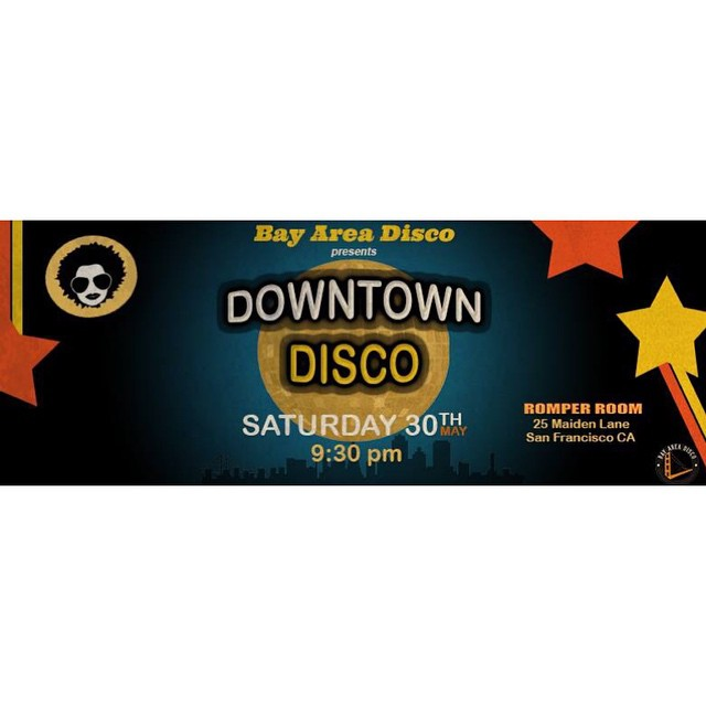 Don't forget about tomorrow night! Tell your coworkers, family and friends , we're about to all get down. #disco #soul #funk #nudisco #discohouse #bayarea #SF #sanfrancisco #oakland #thebay #dance #sfnightlife #unionsquare #downtown #saturdaynight #bayareadisco 😎