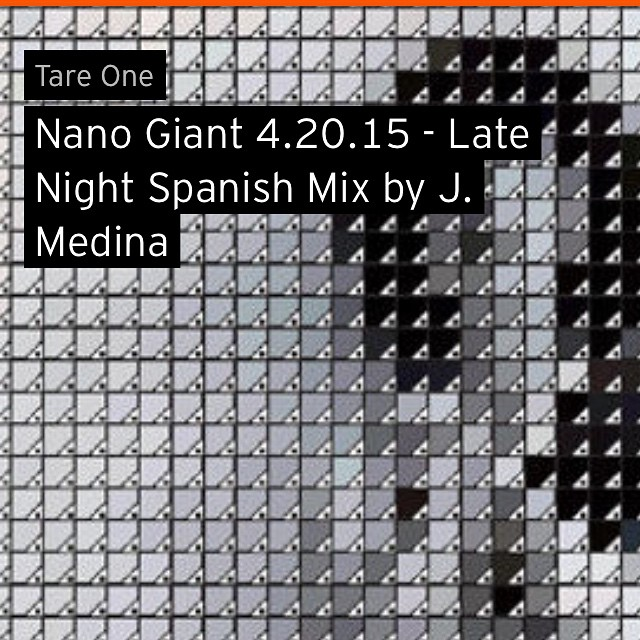 Shout out to @tareweezy and the Nano Giant blog for continuing to push creativity. Made them a mix filled with tunes that bring back memories to those NYC summer nights! Enjoy 😎 #nanogiant #migente #tropical #afrohouse #salsa #chinolatino #nyc #summernights #baila