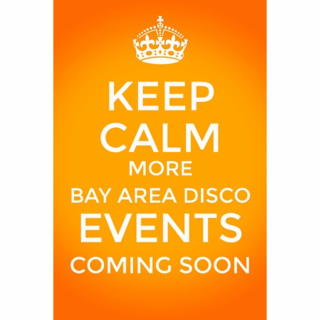 We know you want to dance, we got you! We have some events lined up for May so keep the 23rd and the 30th open, more details soon to come. Follow and like us on Facebook, we may have more events in May. Cheers! #keepcalm #bayarea #sf #oakland #sfnightlife  #events #party #disco #soul #funk #nudisco #house #danceallnight #beatstokeepyoumoving #badnights #downtowndisco