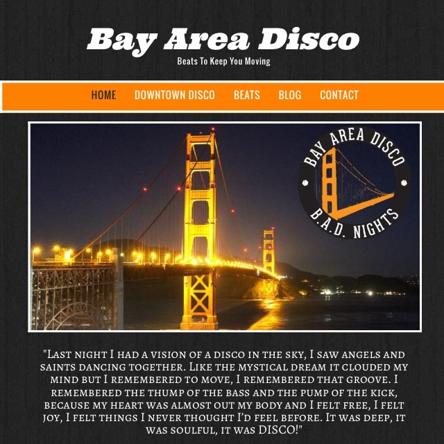 New Updated Site!!  Includes link to the new January mix - bringing it back with some dope R&B remixes!   www.soundcloud.com/jemedina   #housemusic #beats #rnb #classicbeats #bayarea #badnights #downtowndisco #bayareadisco