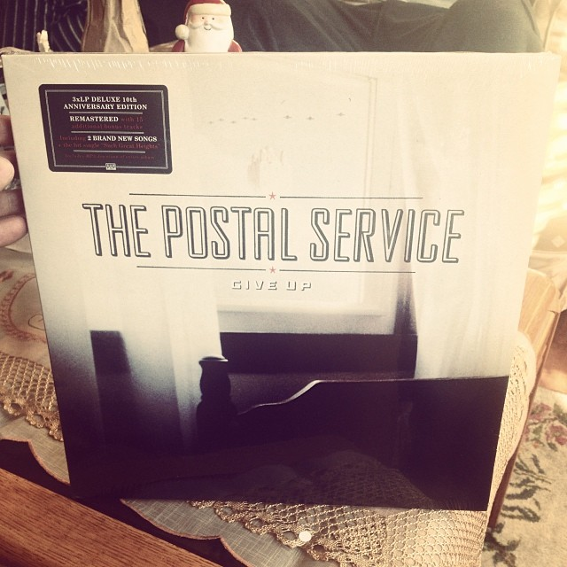 The Postal Service #vinyl #LP #classic