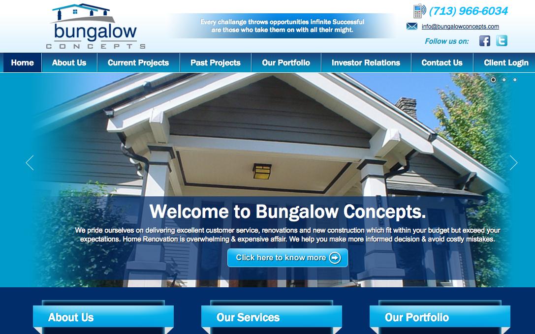 Bungalow Concepts