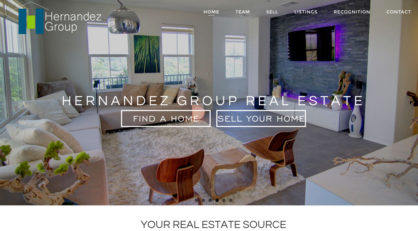 The Hernandez Group Real Estate