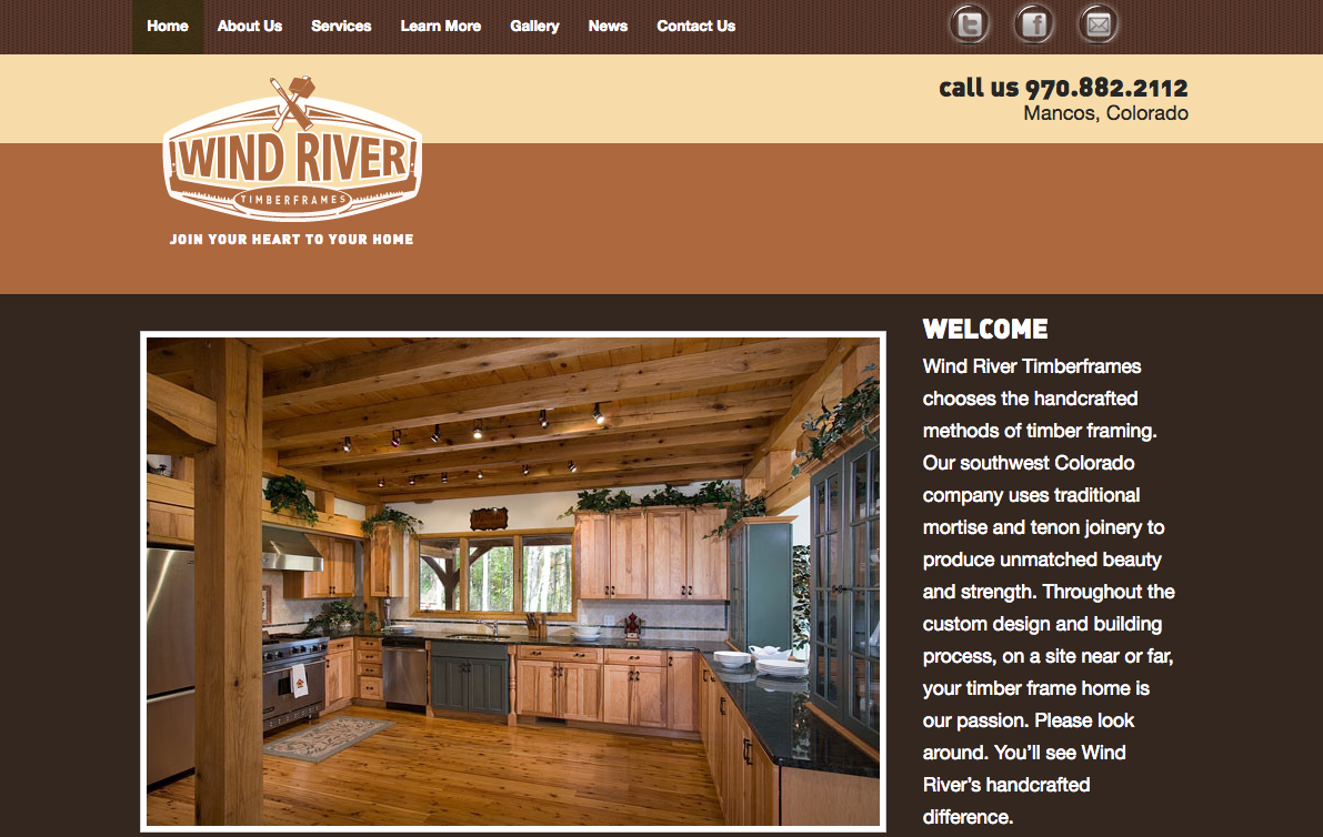 Wind River Timber Frames