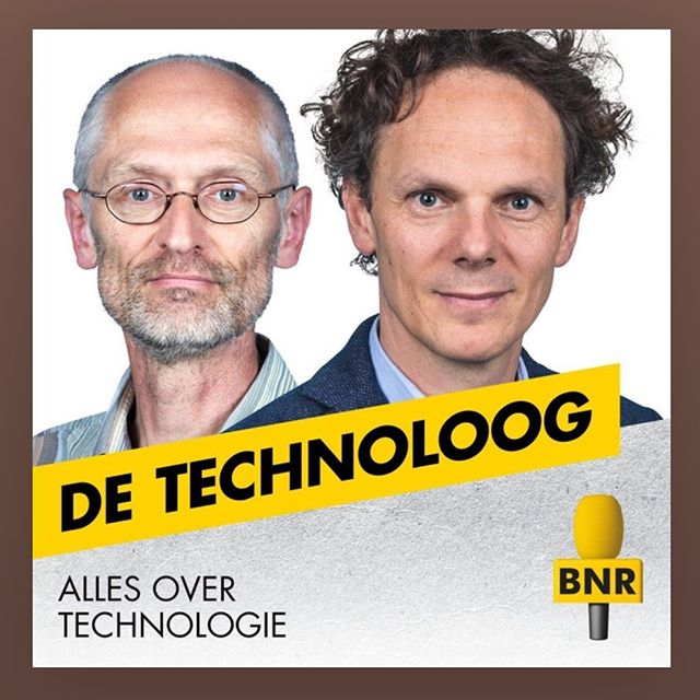 Whoohoo - we waren vandaag te gast bij BNR De Technoloog om te praten over cultuur bij techbedrijven 😃🙏🏼 Check de link in de bio
