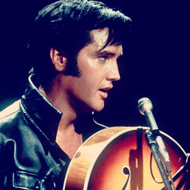 Happy Birthday Elvis! Rock and Roll never dies.