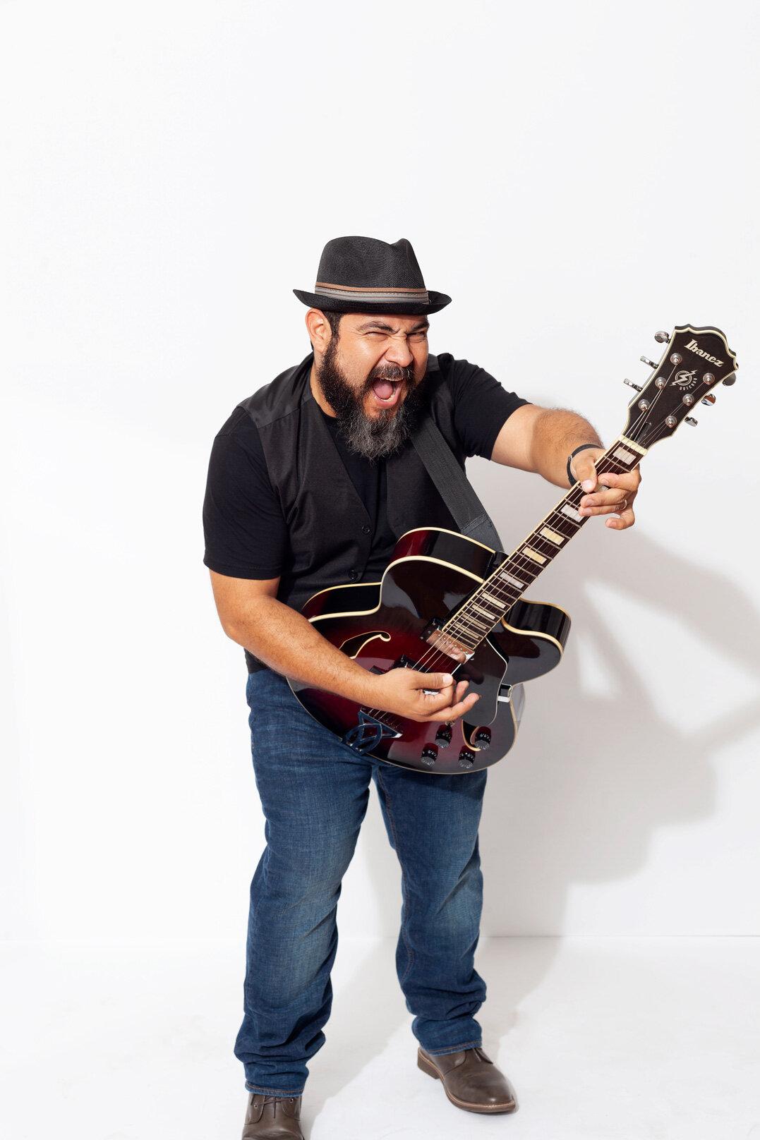 JV Varela - Lead Guitar, Banjo, Mandolin