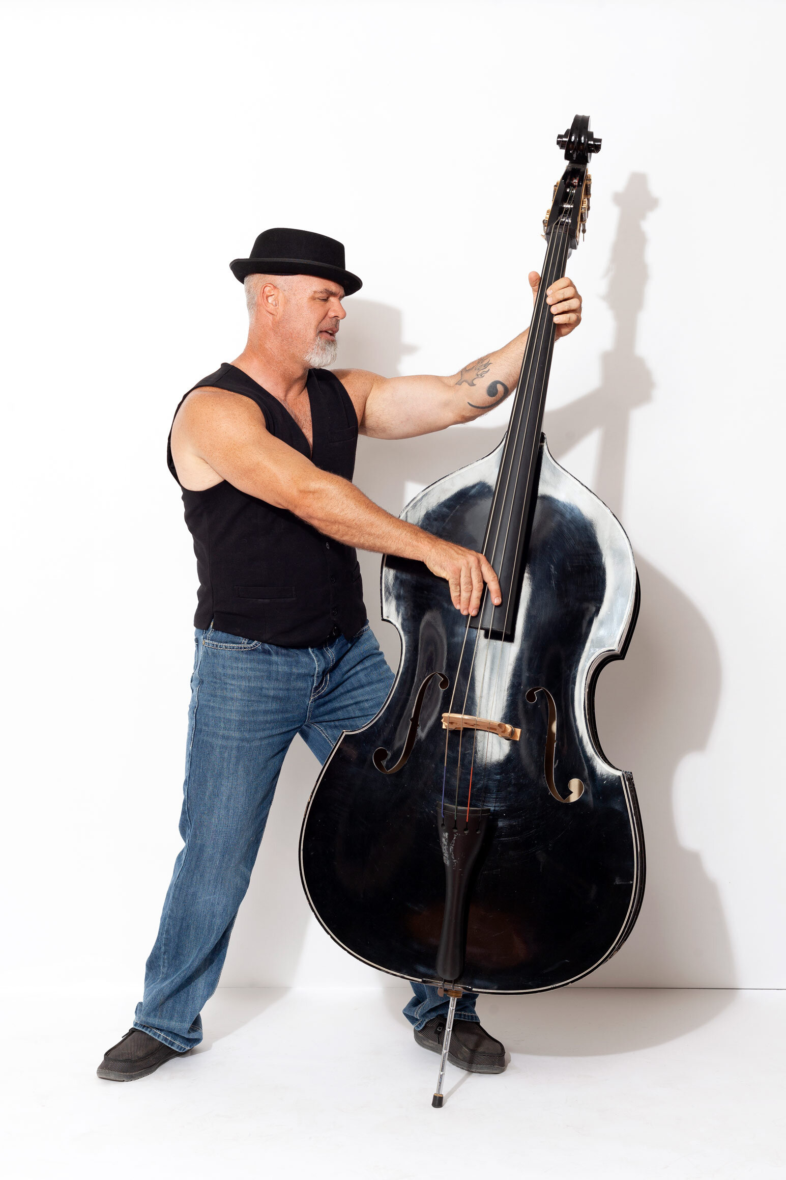 The Captain - Upright Bass