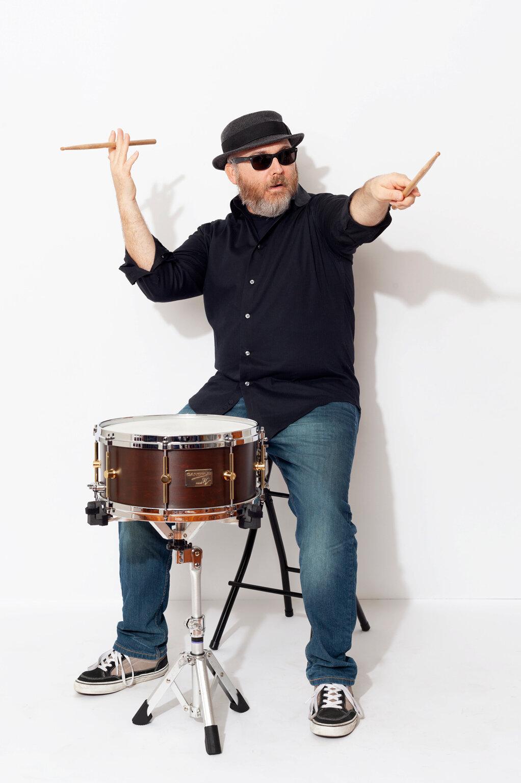 "Chad ""Bluesman"" Newman - Drums"