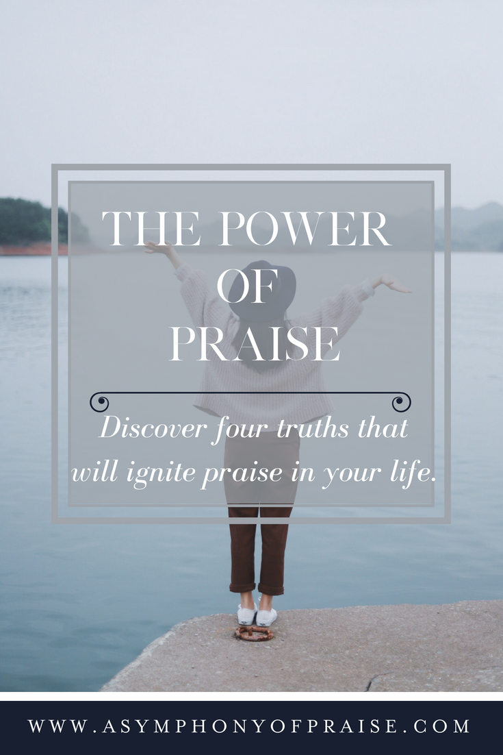 Join us as we discover Four Truths to The Power of Praise at The Felicity Bee.