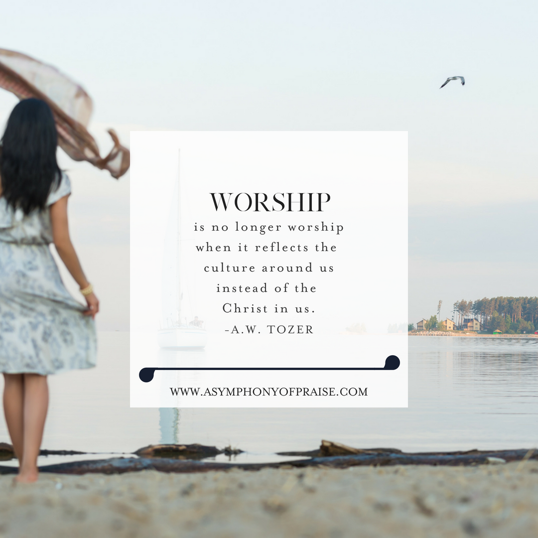 Four Truths About The Power of Praise — Symphony of Praise
