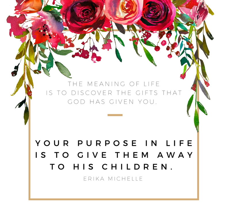 Meaning-of-life-is-to-give-your-gifts-away