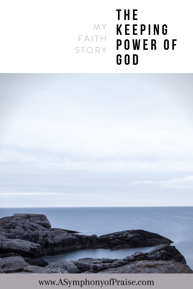 1 Peter 1. The keeping power of God is strong than anything that would try to come against you. In this article, I am sharing my testimony of how God kept me through on the hills and through the valleys. I pray that this testimony encourages you to see the keeping power of God in your life.