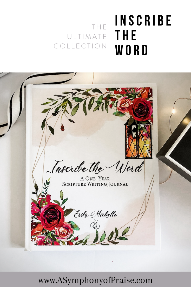 The ULTIMATE COLLECTION of Inscribe the Word posts are here! Download over 30 topical Bible Studies and get ready to grow your Christians faith as you learn more about the Bible; digging into all of the treasures found inside!