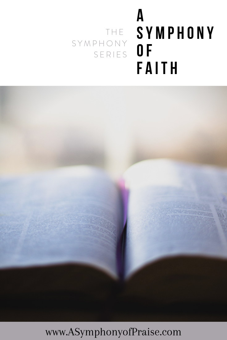 When our faith walk is off, it seems that our entire world falls apart. Our faith in Jesus Christ is the cornerstone of a Christian's foundation. If that part of our life is shaky, everything will begin to crumble. Join us as we figure out what a Symphony of Faith looks like, and how our faith-life can produce a beautiful sound in our lives.