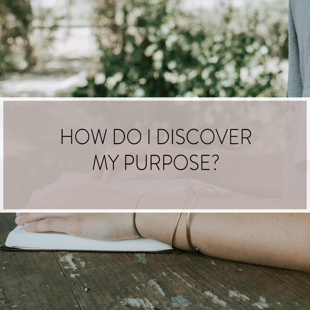 How do I discover my purpose? The answer is actually quite simple and here, we will break it down!