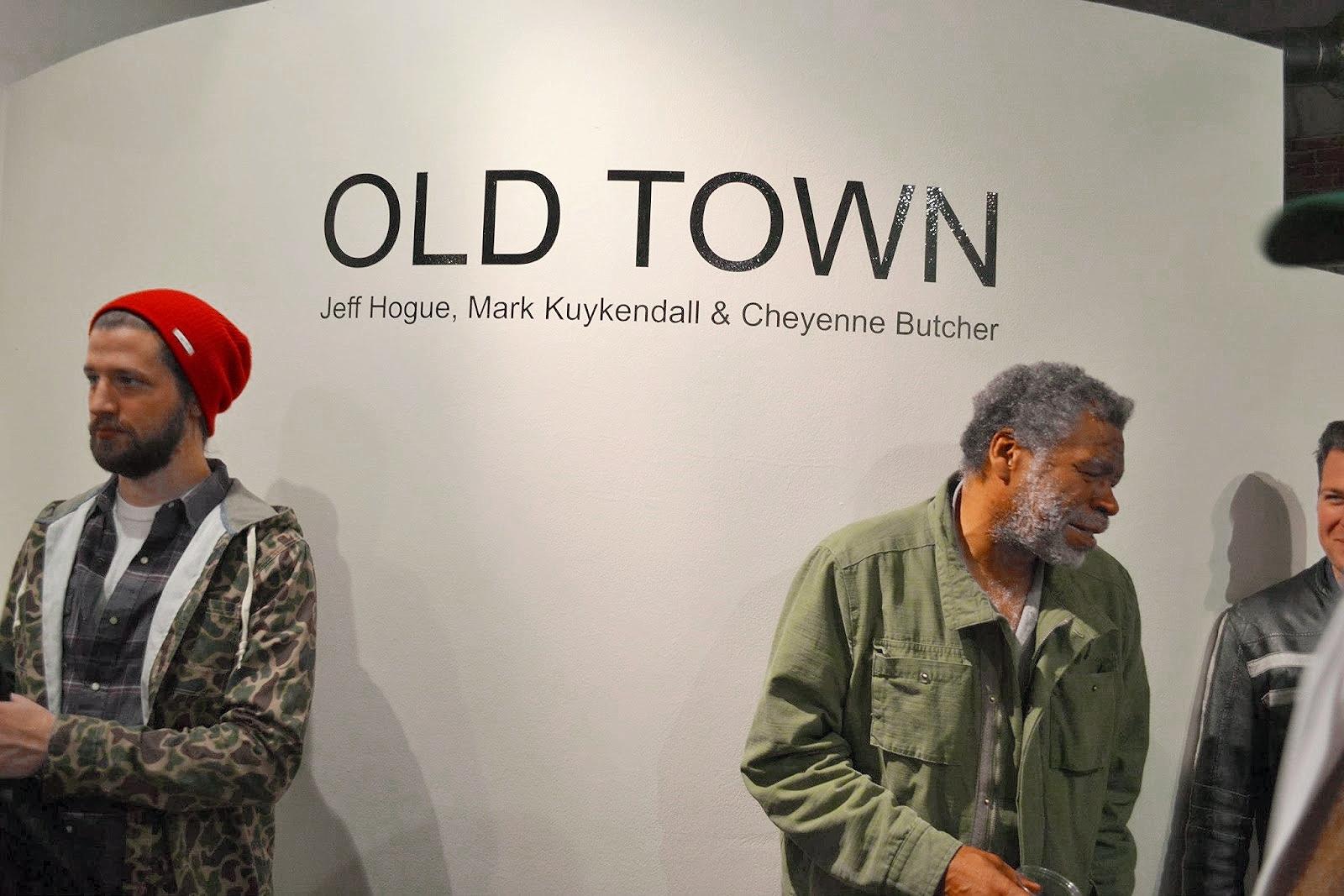 Old Town / TAC Gallery / Tulsa, OK / 2014