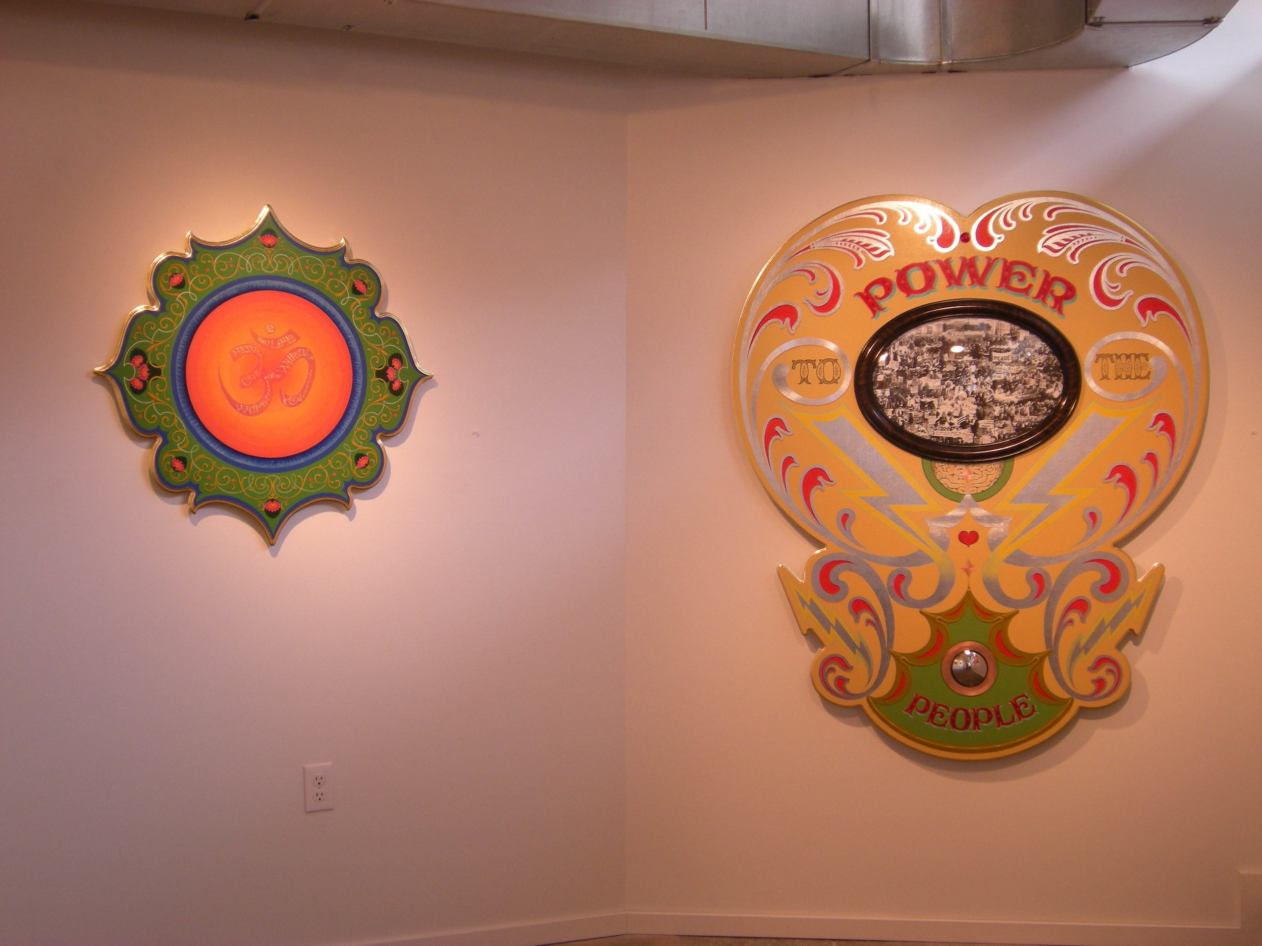 Remedios Rapoport: The Gentle Revolution  Monarch Contemporary, Seattle, 2010
