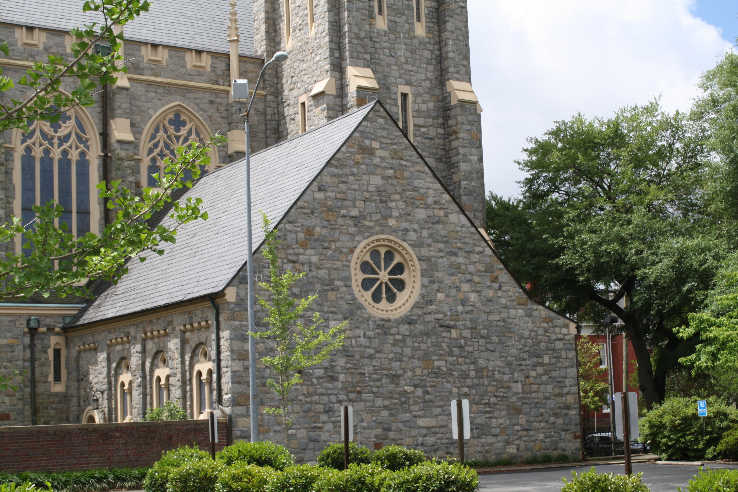 Church Historic Downtown Wilmington Walking tour