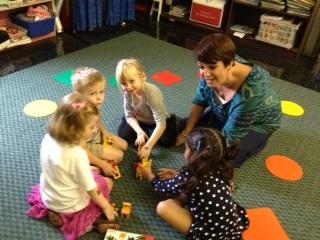 Copy of Preschool Class