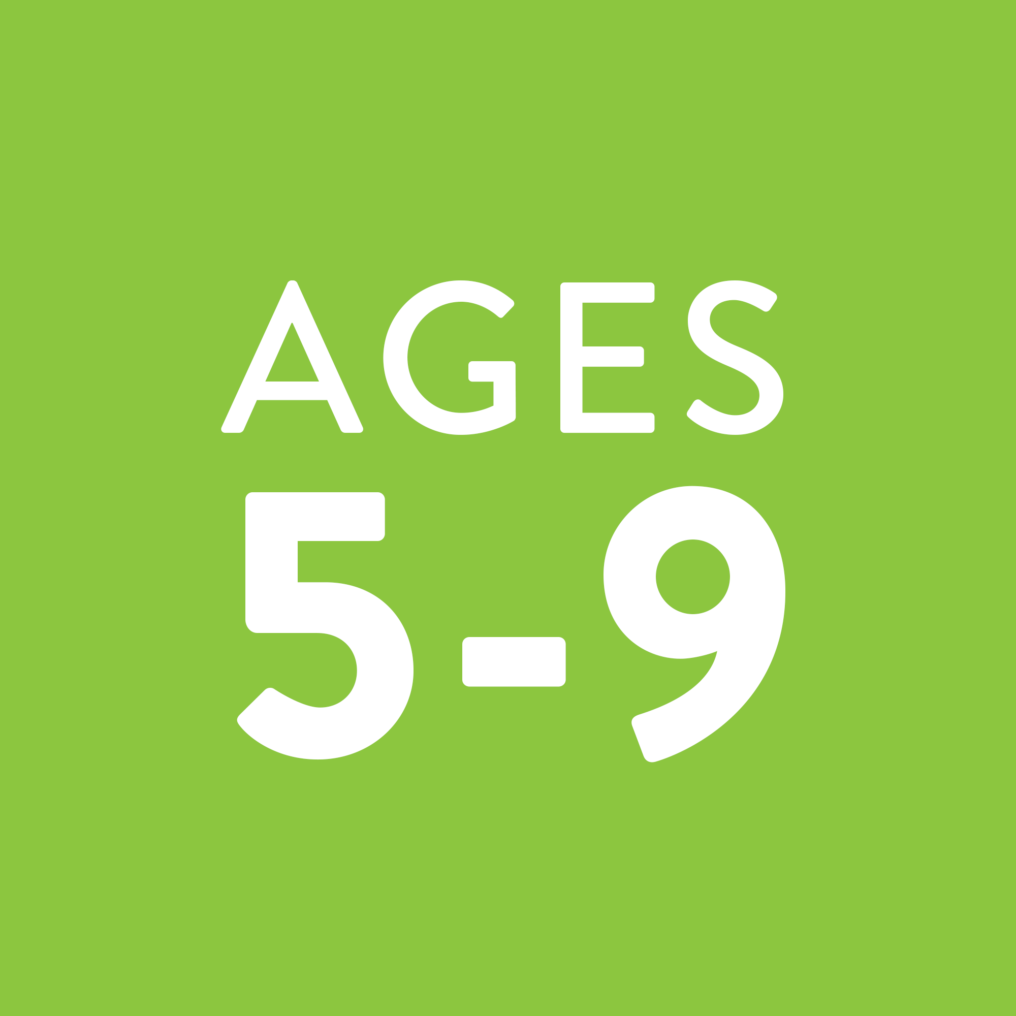 Ages 5-9