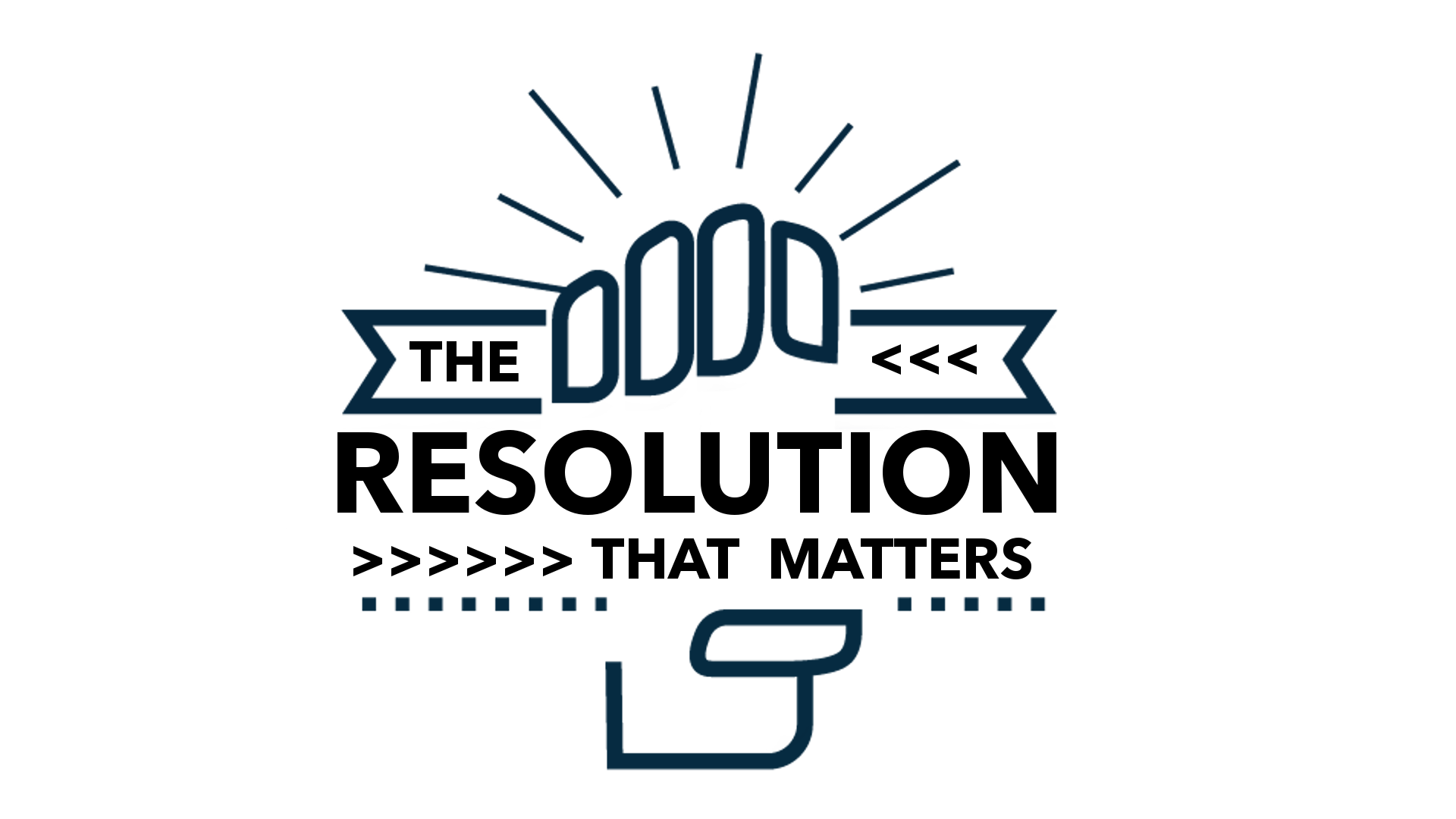 The Resolution that Matters..